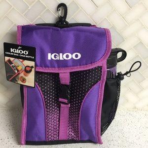 Igloo Cooler Lunch Picnic Bag & Chug Bottle